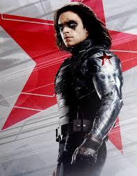 Sebastian Stan as Bucky Barnes The Winter Sol r