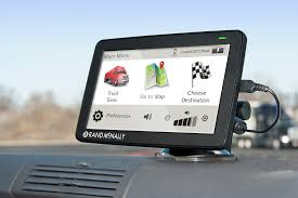100 Gps Systems For Trucks Rand McNally Unveils New IntelliRoute Truckspecific GPS