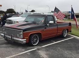 100 Nations Truck 86spoiledrotten And Her Sweet Truck Flying The Great State Of Texas