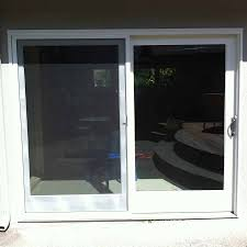 Andersen 400 Series Patio Door Assembly by Replacement Windows Before And After Photos