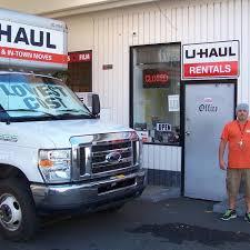 100 Truck Rental Dc UHaul Neighborhood Dealer Ashland Oregon 1