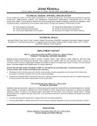 Sample Technical Resume On Samples Of Resumes