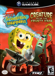 Creature From The Krusty Krab