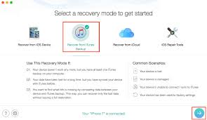 Restore Extract iPhone iPad Contacts from iTunes Backup