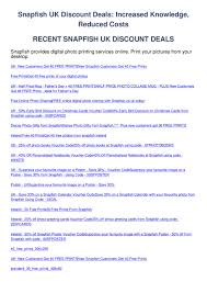 Snapfish Uk Discount Deals By Mark Colher - Issuu Snapfish Coupon Code Uk La Cantera Black Friday Walgreens Photo Book 2018 Boundary Bathrooms Deals Know Which Online Retailers Offer Coupons Via Live Chat Organize Your Photos With Print Runner Promo Best Mermaid Deals Discounts Museum Of Nature And Science Coupons Personalised Free Shipping Proflowers Codes October Perfume Reallusion Discount