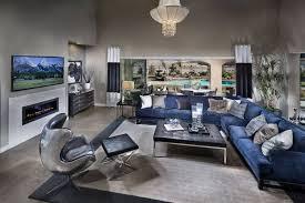 blue living room ideas home design interior and exterior spirit