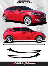 2011-2017 Hyundai Veloster Relay Upper Side Accent Door Panel Vinyl ...