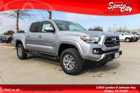 New 2018 Toyota Tacoma SR5 V6 Dallas TX   VIN: 3TMAZ5CN8JM066129 Home Page Dfw Cars Auto Dealership In Dallas Texas New 2019 Toyota Tundra Sr5 57l V8 Wffv Special Edition Tx Ford F150 Truck Dealership Youtube Dallas Usa Apr 9 Freightliner Flatbed Trucks At The Company Builds Jeeps Trucks That Will Destroy Every Other Kenworth T680 Highroof Sleeper Semitrailer Mckinney Buick Gmc Used Cars Plano Commercial Dealer Sales Idlease Leasing Tow For Sale Wreckers Sam Packs Five Star Of Inventory Photos Videos Features