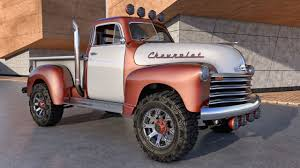 1951 Chevrolet Pickup 4x4 By SamCurry 1951 Chevrolet Pickup 4x4 By ...