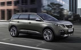 Peugeot 5008 review France reinvents the MPV as an SUV