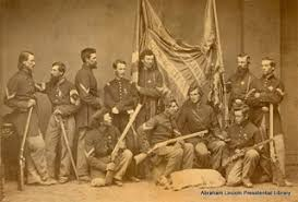 Civil War Begins Ulysses S Grant Recruits Troops In Galena And Resumes A Military Career That Will Take Him To The Head Of Union Army