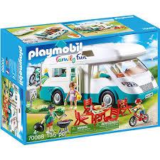 playmobil 70088 familien wohnmobil playmobil family