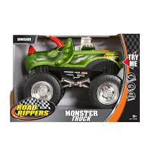 Toy State's Road Rippers Monster Trucks Review And Giveaway [CLOSED]