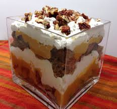Gingerbread Pumpkin Trifle Taste Home by Dessert U2013 Life Of The Party Always