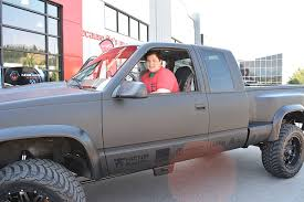 Make-A-Wish Foundation Gives Fernie Teen Truck Makeover | The Drive FM Davehaxcom The Coca Cola Truckcoke Lorrychristmas Decoration Make A Wish And American Trucks Team Up To Deliver Custom Obs Ford An Annual Truck Convoy In Lancaster Pa Helps Raise Money For Sick Box Dump Truck Emilia Keriene Covers How To Bed Cover Tonneau Build Duck Moose Android Apps On Google Play Day The Life Cboard Fire Aerocaps Pickup Trucks Little Family Fun Buildatruck Just Car Guy Did Desoto Ever Make A I Know That Though So Was Bored Made My Minecraftcan At Least Get Battery Powered Easy Simple Toy