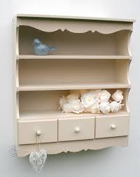 Ebay Uk China Cabinets by Small Pretty Wall Display Unit In Ivory Amazon Co Uk Kitchen U0026 Home