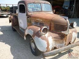 100 Project Trucks For Sale Cheap 1946 Dodge Stepside Pickup Art Deco Ww2 Hotrod Truck For