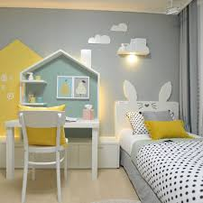 Really Creative Kids Room Design Awesome Deck Shelves And A Super Cute Bed