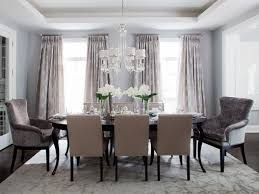 Ortanique Dining Room Table by Grey Fabric Dining Room Chairs With Fine Gray Upholstered Dining