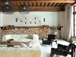 Rustic Design Interior Cottage