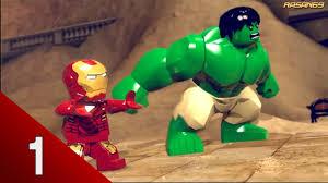That Sinking Feeling Lego Marvel Minikit by Lego Marvel Super Heroes Pc Walkthrough Part 1 Sand Central
