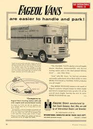1955 International R -160 With Fageol Vans | Buses & Trucks #1 ...