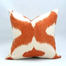 Orange Decorative Pillows Orange Throw Pillows Ebay – ipbworks