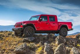 100 4 Door Jeep Truck This Is The AllNew Gladiator Pickup Gear Patrol