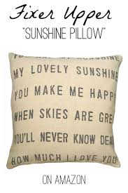 Decorative Couch Pillows Amazon by 109 Best Fixer Upper Images On Pinterest Fixer Upper