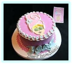 1 Year Birthday Cakes Princess Cake For Four Girl 6 The Best Ideas