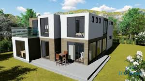 100 40ft Shipping Containers SCH20 6 Container Home Video On Vimeo