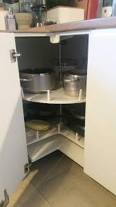 küche voxtorp eckunterschrank 88x88x80
