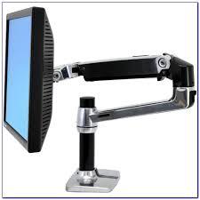 Lx Desk Mount Lcd Arm Cintiq by 100 Ergotron Lx Desk Mount Lcd Arm Black Amazon Com