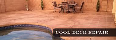 cool deck repair las vegas allpro home pros