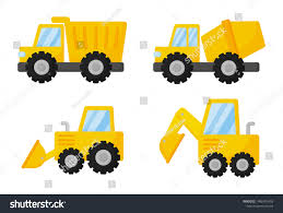 100 Construction Trucks Tractor Excavator Bulldozer Equipment