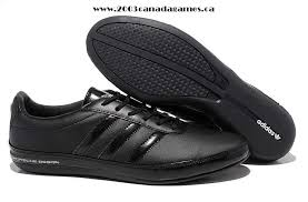 Adidas Porsche Design S3 All Black Shoes Sale Canada Store