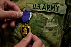 Military Awards And Decorations Records by 8 Combat Heroes With The Most Purple Hearts