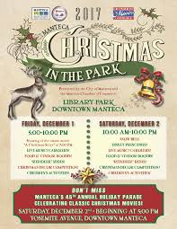 Christmas Tree Lane Modesto Ca 2014 by 2017 Christmas In The Park Manteca Chamber Of Commerce