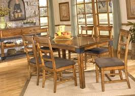 Rustic Dining Chairs Room Interesting Set Ideas Decor