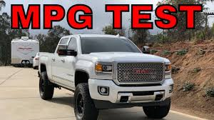 WHAT DO THESE TRUCKS REALLY GET MPG? - YouTube