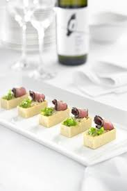 dining canapes recipes pin by nguyen hoang on