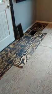 Nice Decoration Burned Wood Floor Awesome Idea Burnt Flooring Plywood Sheet Great Floors