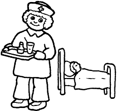 Top Nurse Coloring Pages KIDS Downloads Design Ideas For You