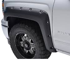 14-16 Chevy Silverado 1500 Rivet-Style Fender Flares Bushwacker Chevy Silverado 2004 Pocket Style Matte Black Fender For 9907 Silveradogmc Sierra Pickup 4pc Set Pockriveted Lund Rxrivet Flares 1415 1500 Rough Country Wrivets For 62018 Chevrolet Boltriveted 42018 Green With Dna Motoring 9906 Gmc Factory 4095602 Flare Oestyle Set Intertional Bushwacker Products F Rivet 59 Bed Length