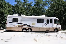 Class A RV Rental Panama City Beach