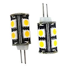 g4 base led light bulbs 12v ac dc for landscape lighting 9smd 5050
