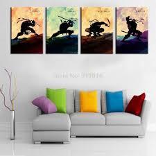 Ninja Turtle Decorations Ideas by Wall Paintings For Home Decoration Interior Decorating Ideas Best
