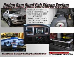 100 Truck Stereo System Audio Mobile Electronic Specialists