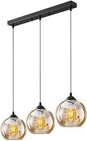 hws glas pendelleuchte kristall pendelle modern kugel kronleuchter design kreative hängeleuchte höhenverstellbar innen dekoration hängele