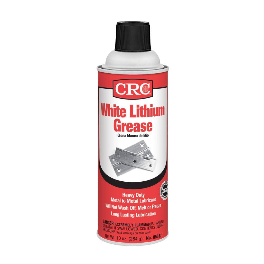 CRC White Lithium Grease - 10oz